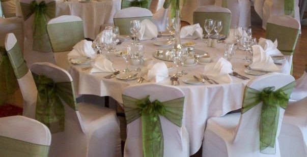 chair covers and sashes for hire