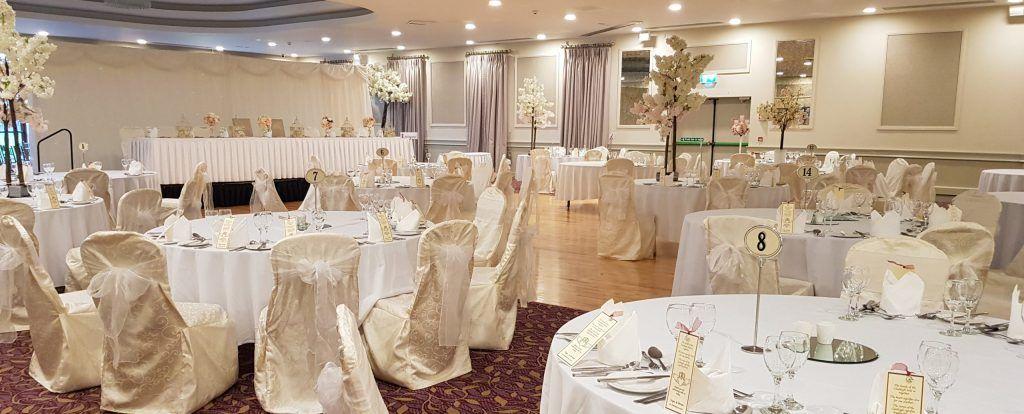 Vogue Events wedding decoration hire athlone